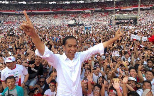 Presiden Joko Widodo's Facebook page