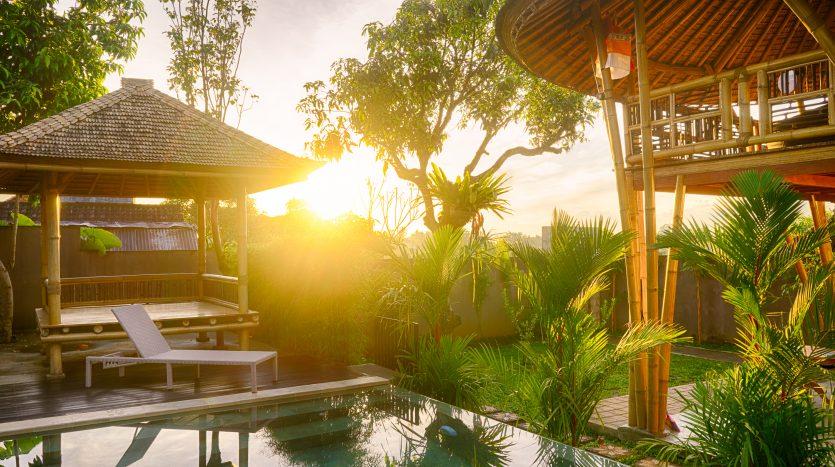Roots Villa Sunset