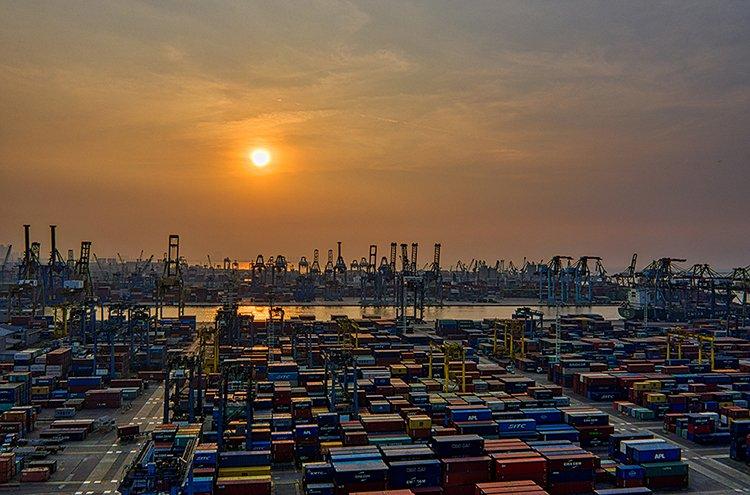 North Jakarta port Image by Tom Fisk on Pexels